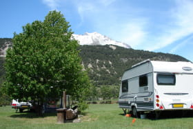 Camping Le Val d'Ambin en Mai