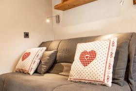 A Bonneval sur Arc, bel appartement pour 2 personnes à proximité des remontées mécaniques