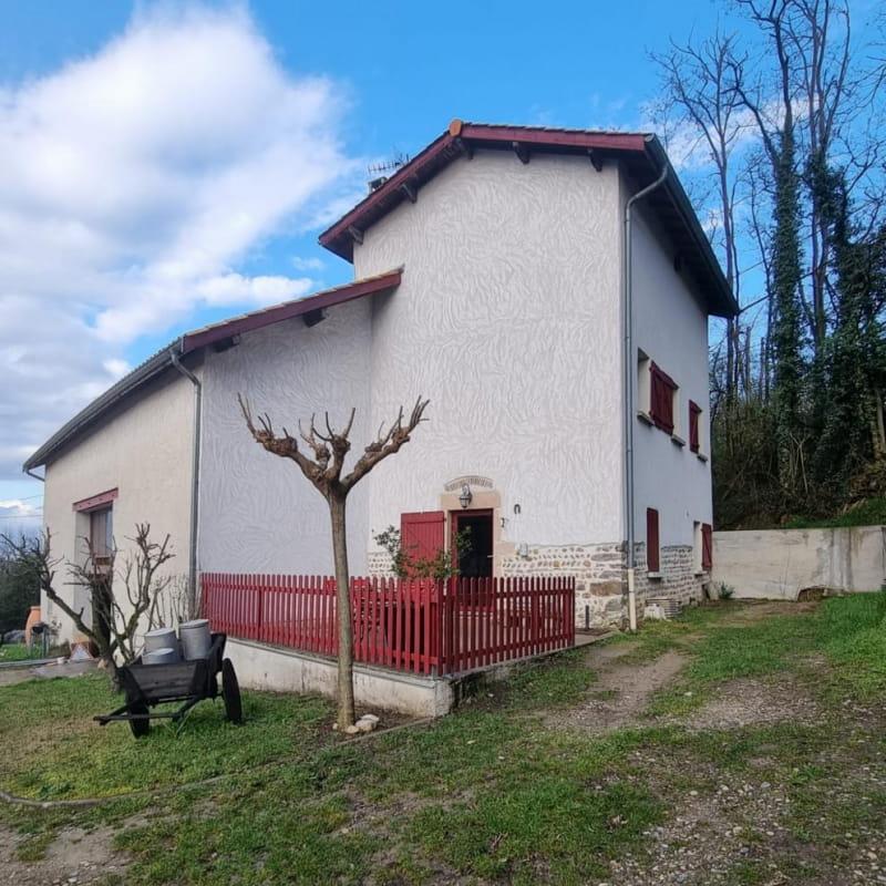 Gîte 'Le Cocon' à Marennes (Sud-Est de Lyon) dans le Rhône.