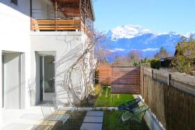 Annecy Home**** Vigneronne - Garden