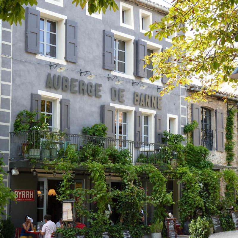 Hôtel Auberge de Banne
