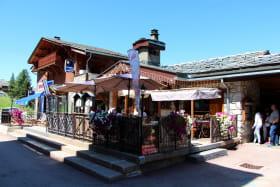 L'Origan et sa terrasse