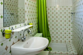 Salle de bain - Villa les Aloès - n°2