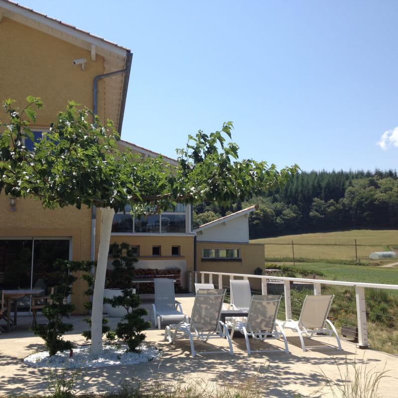 Gîte du Mont Monnet