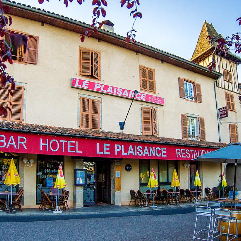 Hôtel Le Plaisance