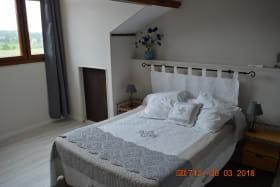 Chambre - La Grangette