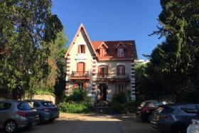 Locations meublés Chalet Camille façade