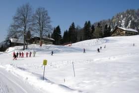 Piste Les Balcons du Mont-Blanc