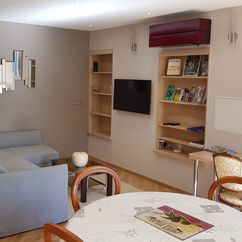 Salon - Chez Twixette