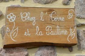Gîte Chez L'Toine et la Pauline