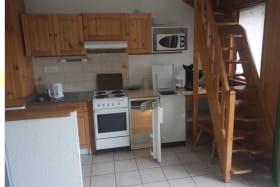 Appartement de 5 personnes à Lanslevillard dans résidence Belle