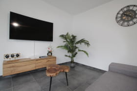 Salon TV canapé