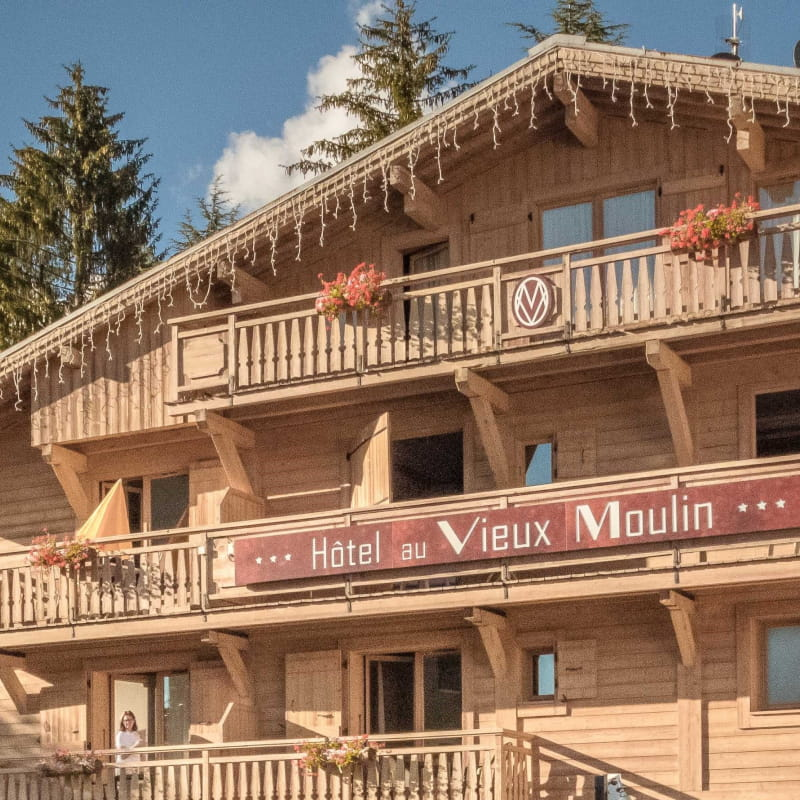 Hôtel Vieux Moulin