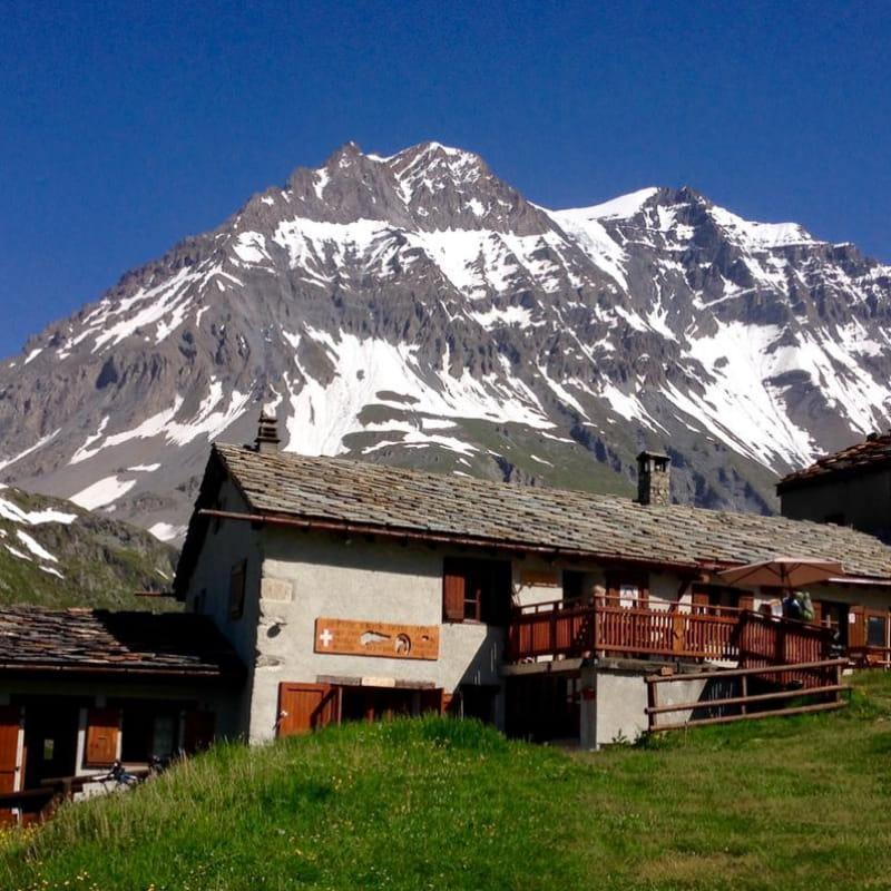 Le Refuge d'Entre-Deux-Eaux à Val Cenis Termignon