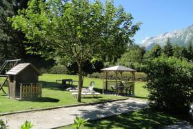 Jardin Gîtes au Pré