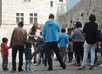 Visite du Château d'Annecy