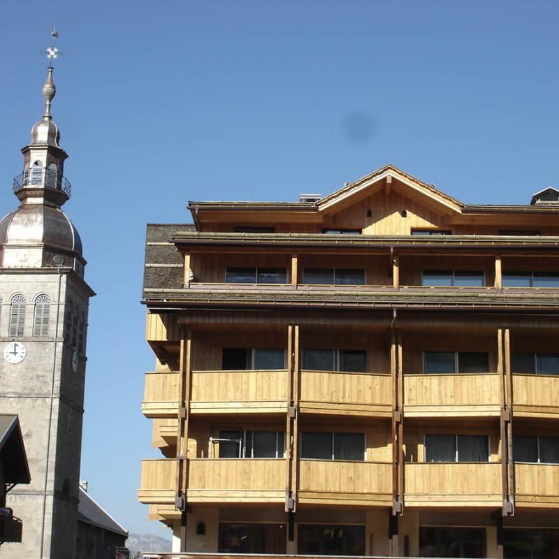 Hôtel les Saytels