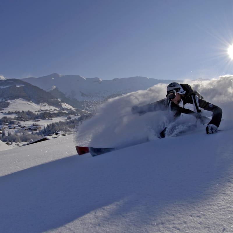 Cours de ski sur mesure