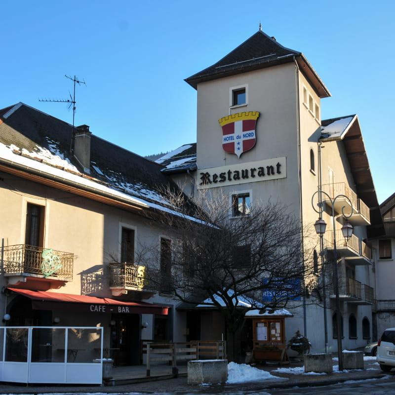 Hôtel du Nord Saint-Jean-de-Maurienne