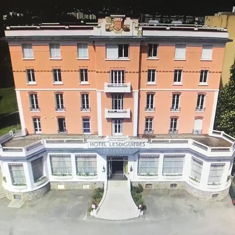 Hôtel Lesdiguières