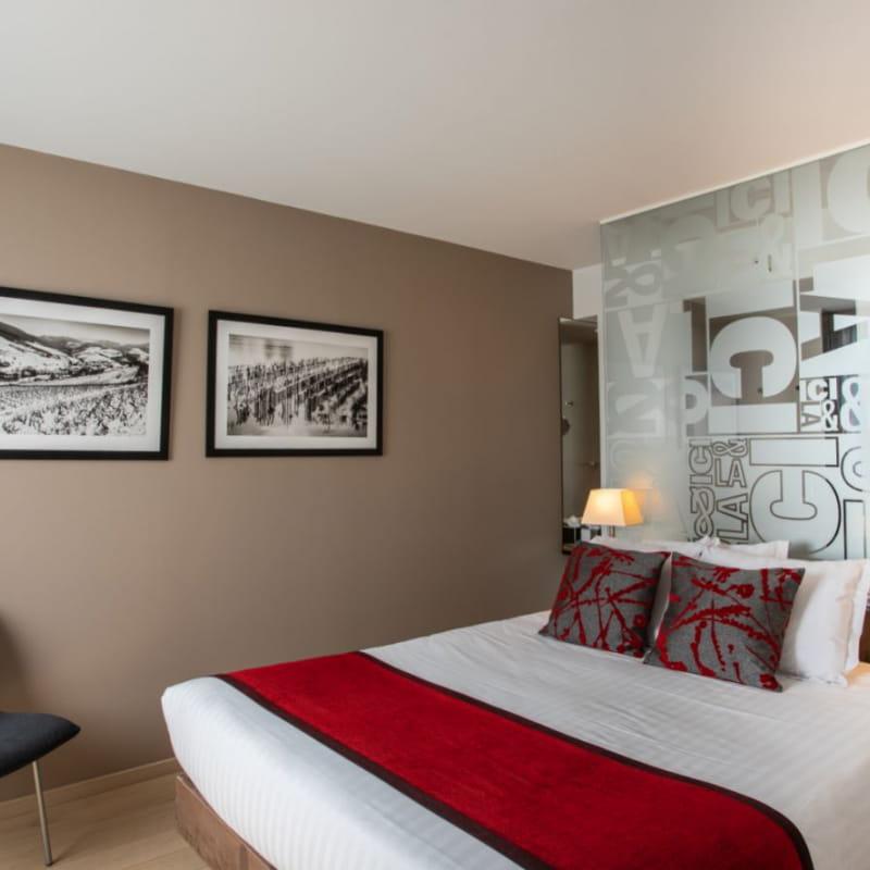 Chambre 2 de Hôtel ICI&LA