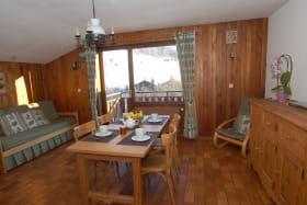 Salle à manger / Diner room - Bachal n°4 - Le Grand-Bornand