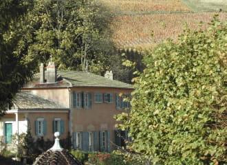 Château de Javernand à CHIROUBLES