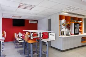 Une salle de repas