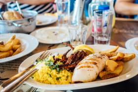 restaurant Chez Robert - Lompnas