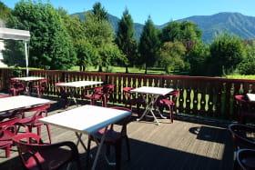 terrasse La Table d'Auré