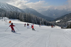 Cours collectifs de ski à Abondance