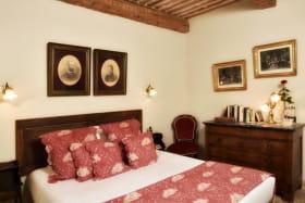 Chambre avec personnalité - Hôtel Le Clair de la Plume