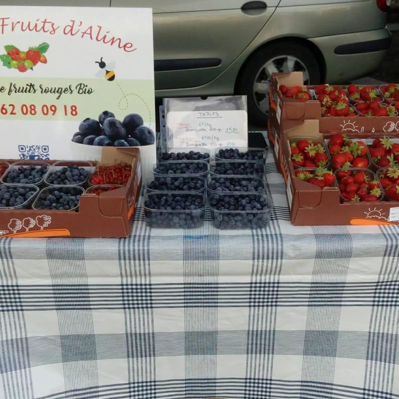 Les P'tits Fruits d'Aline