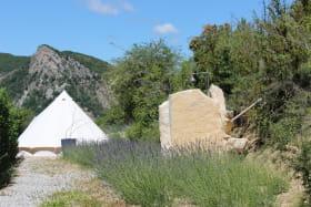 Les éco-lodges de la Ferme Fortia