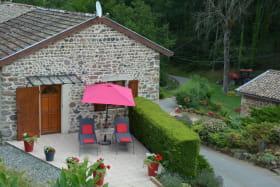La Petite Maison du Meunier à Vauxrenard (Rhône-Beaujolais).