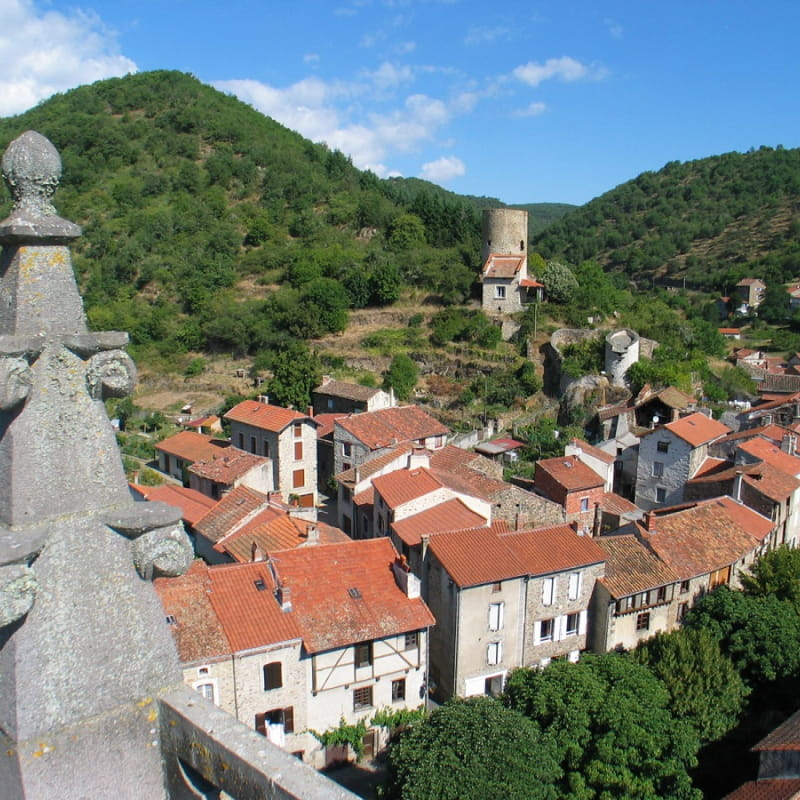 Blesle Plus Beaux Villages