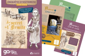 En(quête) d'Histoire(s) : Le secret de l'ermite
