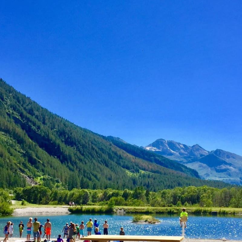 Espace ludi'lacs à Bessans
