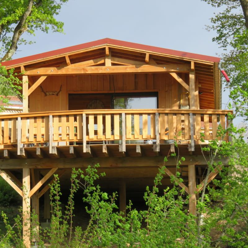 Les Mathieux - Cabane du parc