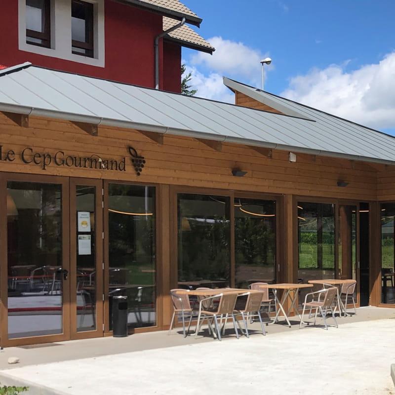Restaurant Le Cep gourmand - Montmélian