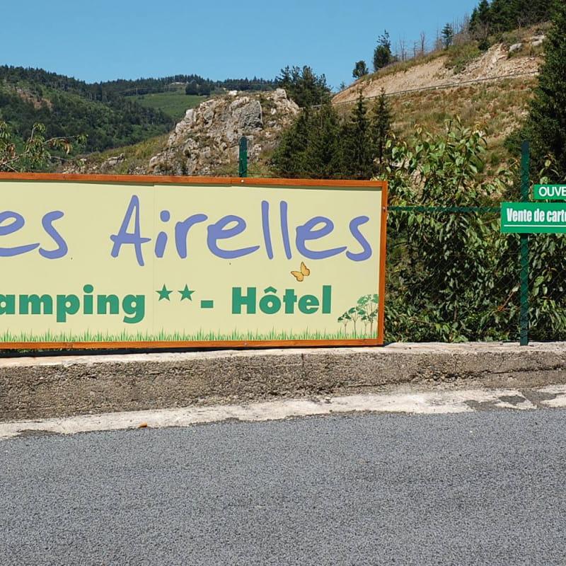 Restaurant du camping les Airelles