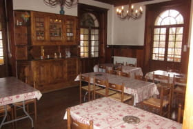 Les Mésanges Thônes : Salle à Manger