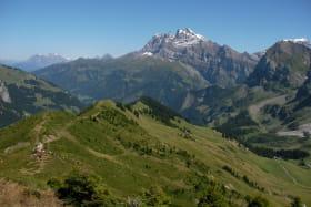 Grande Traversée des Alpes : Evian - Briançon en liberté