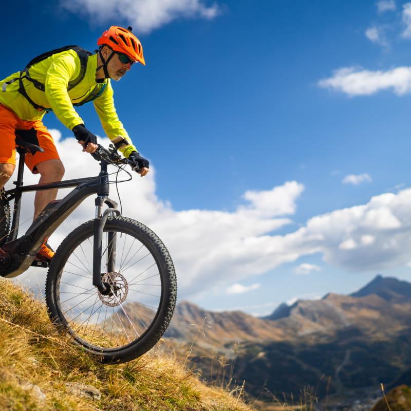 Encadrement et balade Fat Bike / Fat Bike électrique, adulte et enfant