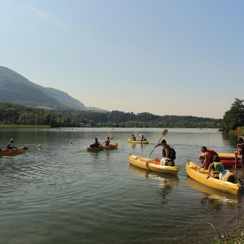 Canoë Kayak : descentes du vieux Rhône - la Classique