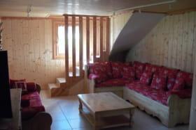 Chalet Les Seots - 155 m² - n°1002