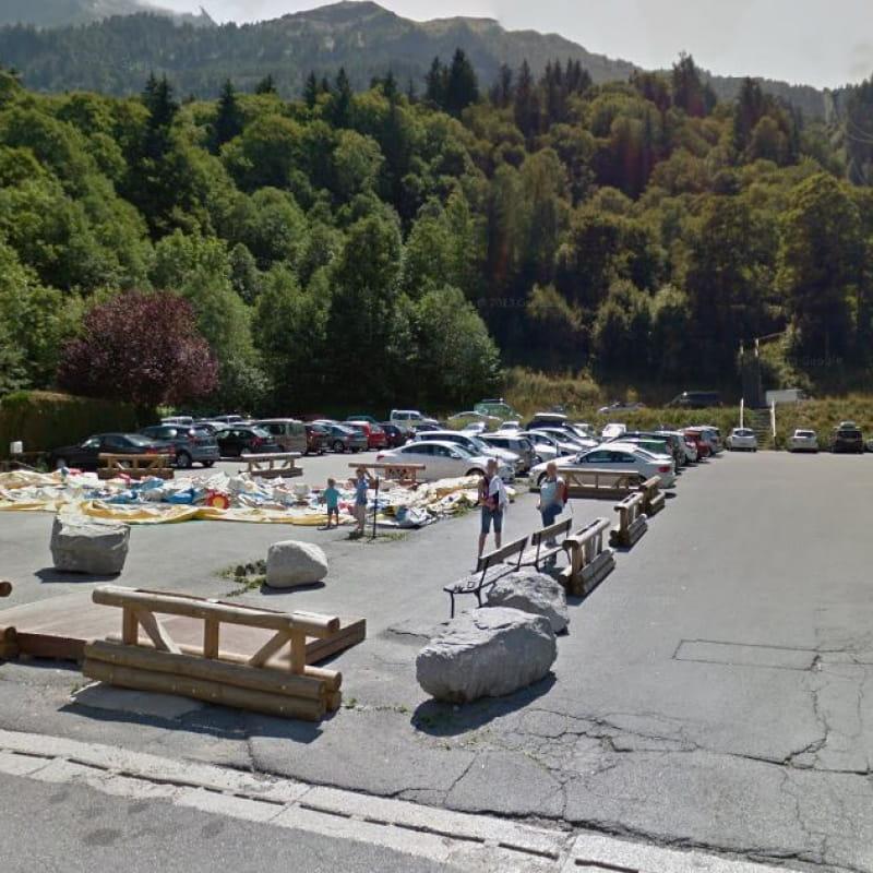 Parking de Bellevue
