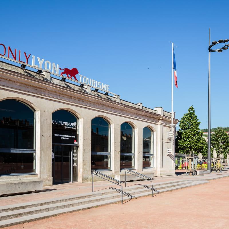 ONLYLYON Tourisme - Office de tourisme