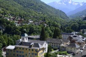 Vue Brides-les-Bains Thermal