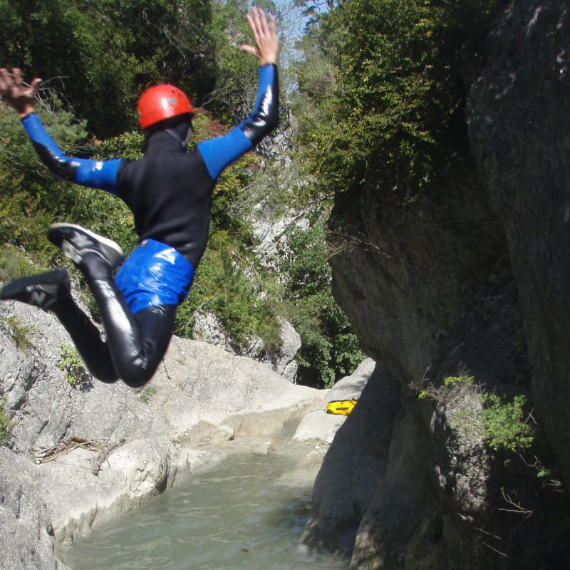 Acro Pôle Aventure - Canyoning